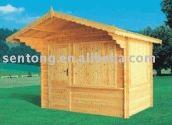 2015 prefabricado de madera ventas calientes cabina - Prefabricados de madera ...