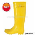 Fashionable women rain boot rubber boot