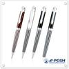 Elegant metal pen set design