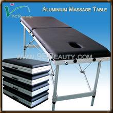 aluminum massage table,folding table,folding bed