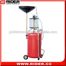 24 galão( 90l) multi- funcional pneumático resíduos escorredor de óleo