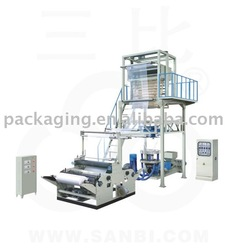 PE Rotary head film blowing machine