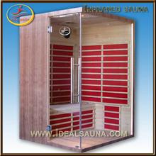 sauna shower combination / sauna steam