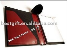 pu leather padfolio