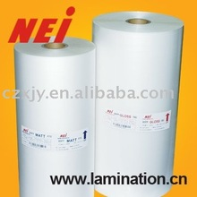 High Gloss&Matt bopp thermal laminated film, made in China