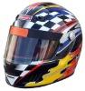 Snell SA2010 Approved Fiberglass Karting Helmet FF-S4