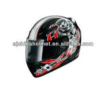 DOT/ECE 22.05 Motorcycle Helmet FF-E2