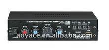 AV 12v dc power car amplifier 4channel