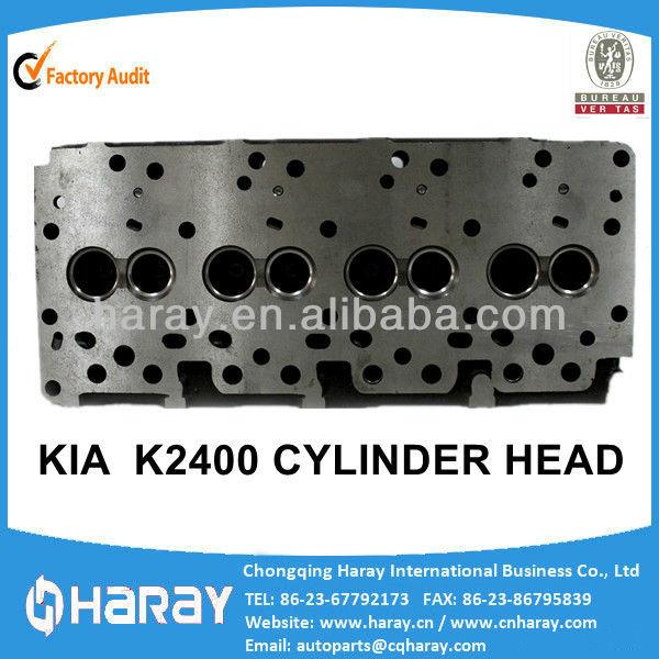 KIA Ceres K2400 S2 cast Iron Diesel Engine Cylinder Head