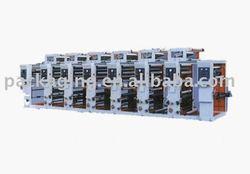 ASY-B600-1000 serial Rotogravure Printing Machine