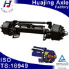 Trailer Spoke Axle Assembly