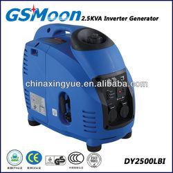 2.5kw silent portable Gasoline Digital Inverter Generator