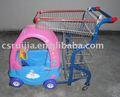 Crianças carrinhos de compras/crianças carrinhos/cartoon carrinhos