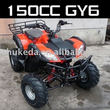 150cc displacement 4 stroke engine atv, GY6 Engine atv quad