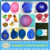 2013 unbreakable silicone foldable dog bowl