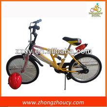 20 inch bmx bike for kids with helmet /mid- bike stand