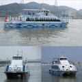 Jl 21.6m Katamaran boot mit Katamaran-Rumpf