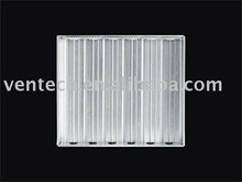 Aluminum BOD air damper (Gearwheel operated)