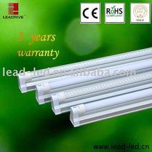 Shenzhen led tube factory 2012 hot 3years warranty led rainbow tube ul