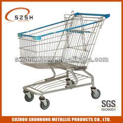 high quality American shopping trolley225L