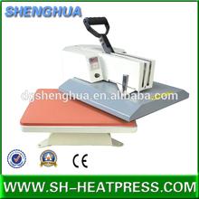 CE Approval Swing heat press machine , Shaking head heat press machine