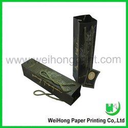 high quality paper wine bag