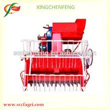 mini combine harvester/ grain harvester/ wheeled type combine harvester 008613568730798