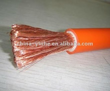 50mm2 70mm2 90mm2 Flexible Welding Cable of copper cable price per meter