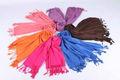 Nuevo multi color 100% mantón de pashmina