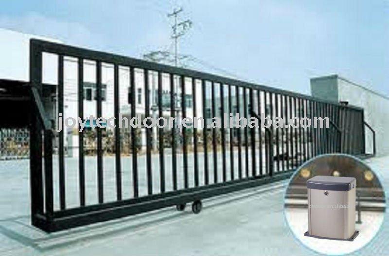 Dc Motor Solar Automatic Sliding Gate Operator Door Opener