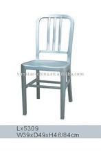 Garden Furniture - Aluminium Navy Chair