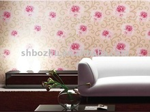 2012 Korea Style Decorative Flower 70CM Wallpaper