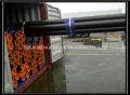 alibaba fornecedor de aço do tubo tubos de rolos para máquinas de mineração e sistema de transporte