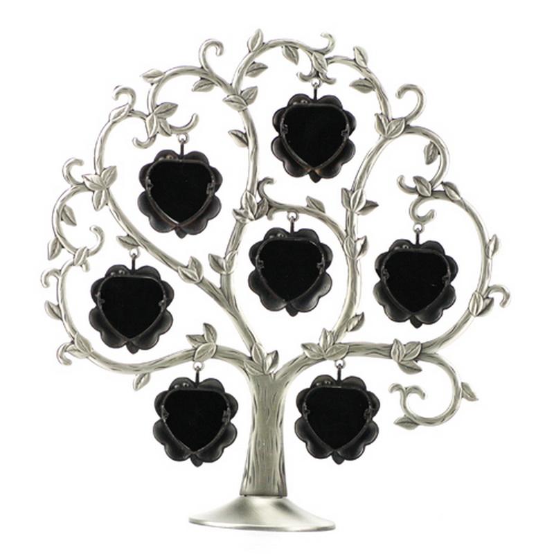 Ağacı fotoğraf çerçevesi aile ağaç şekli fotoğraf çerçevesi