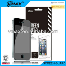 For screen guards iPhone 4 oem/odm (High Clear)