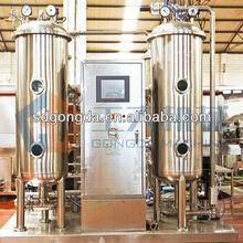 CE beverage carbonator machines