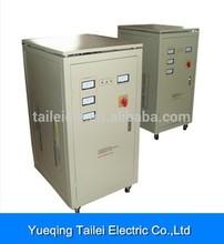 SVC-60KW AC high voltage stabilizer/high voltage power supply
