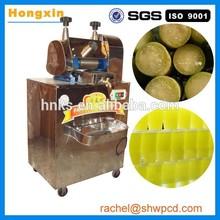 Elétrica espremedor de cana de açúcar extrator espremedor de cana comercial máquina