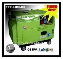 12V DC generator DG6700SE-B 5kw
