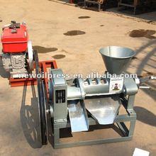 YZS-68 5.5KW Nigeria stype diesel engine screw oil press