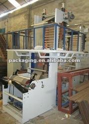 mini plastic film blowing machinery(CE)
