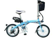 bambini bicicletta elettrica con batteria al litio