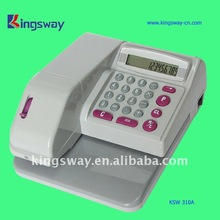 2012 Supersell Automatic Cheque Writing (KSW310B)