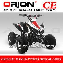 Orion CE electric start 125cc ATV