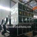 Industrielle horizontale chaudière à charbon de réchauffeur d'huile thermique( chaudiere huile chaude)
