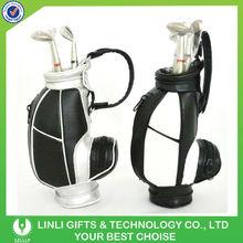 supply custom logo golf pen holder sets