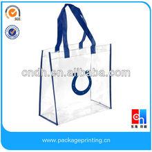 Custom Pvc Shopping Bag