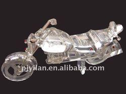 big crystal motorcycle model