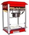 pipoca máquina de snacks de milho inchado que faz a máquina