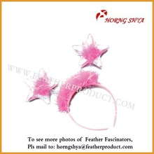 Feather Headband for Babies